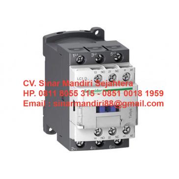 Contactor LC1D25M7 220V Original Schneider Electric