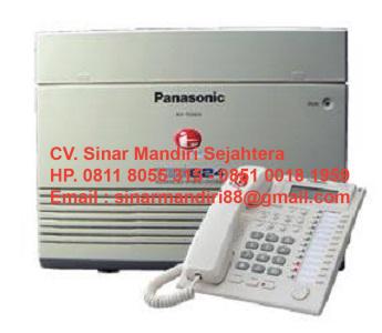 PABX Panasonic / Panasonic PABX KX-TES 824 ( 6 LINE 16 EXT ) IT COM
