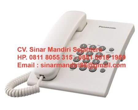 Pesawat Telepon / Telepon Rumah / Telepon Kantor KX-TS 505 MX Panasonic