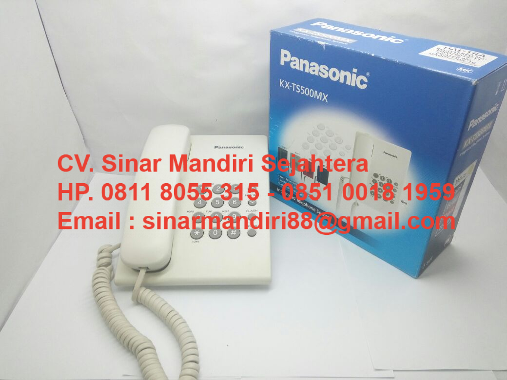 Panasonic-KX-TS-505-MX