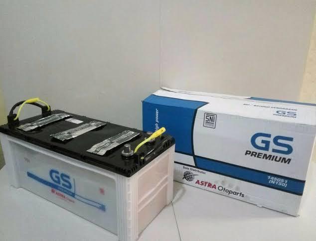 Aki / Accu GS gold shine N200