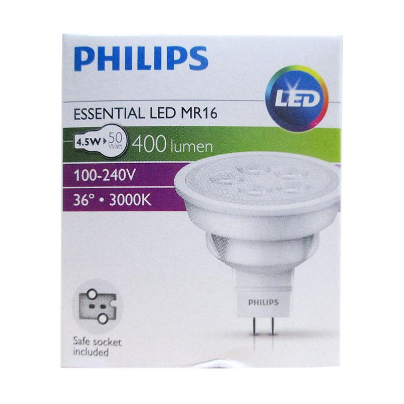 Lampu LED Halogen MR16