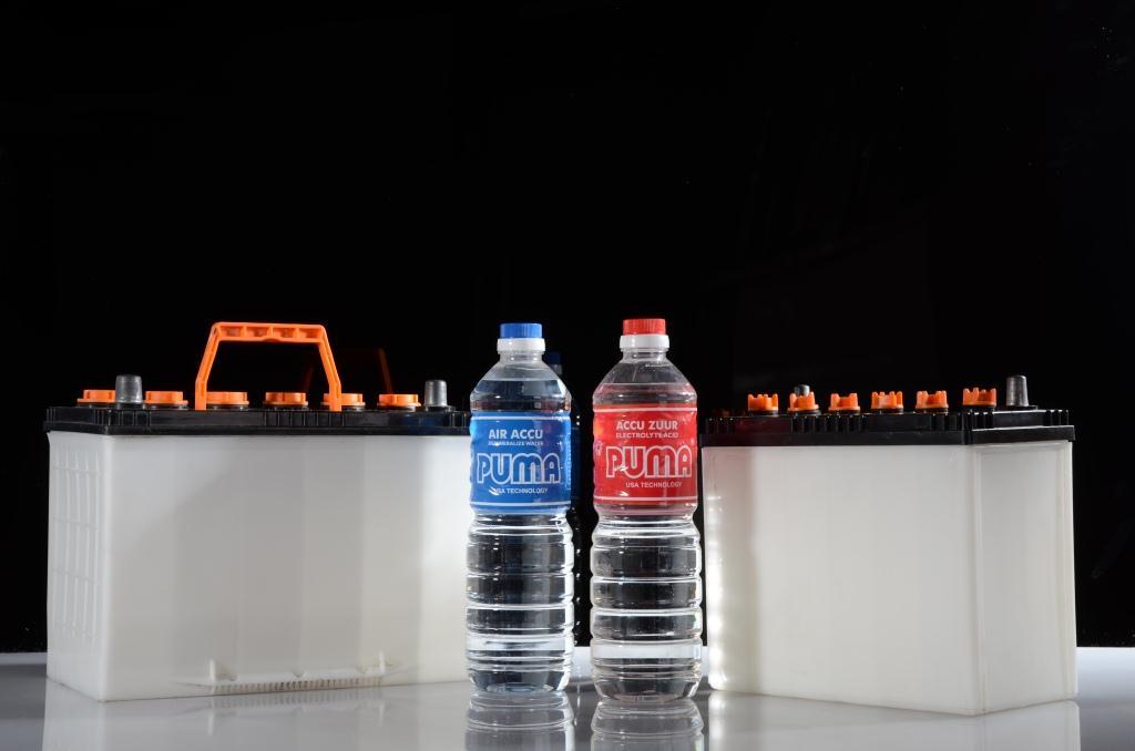Air Accu 1 liter Merk Puma