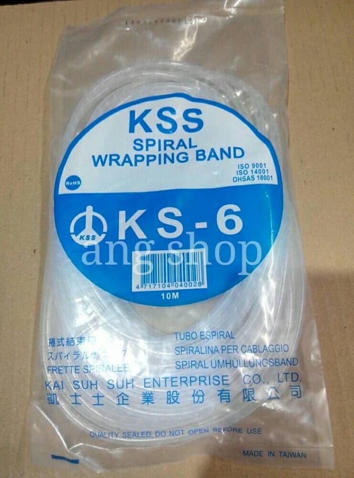 Spiral Kabel KSS Type KS-12