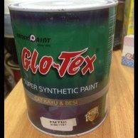 Cat Glotex  Putih 1 liter