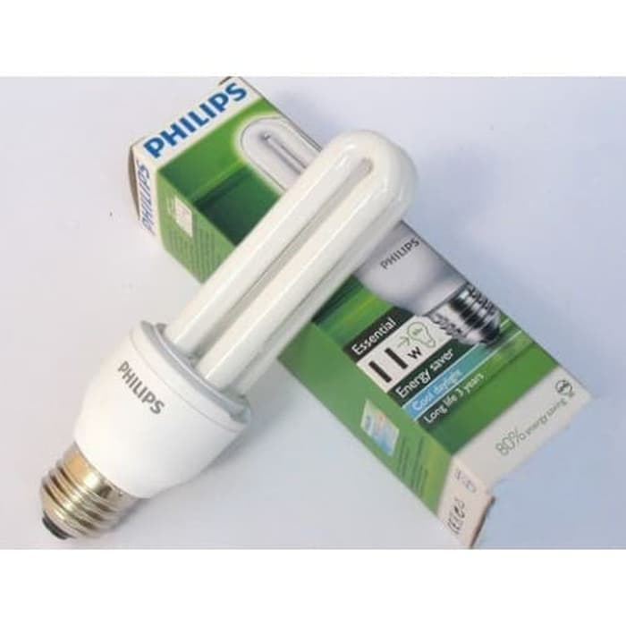 Lampu Essential 11W E27 Philips