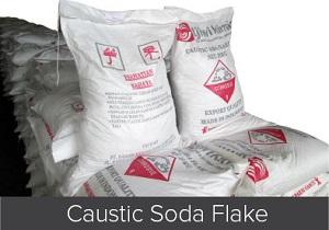 Caustic Soda Flake Tjiwi Kimia 98% (Soda Api)